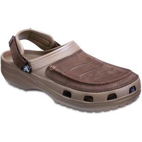 Crocs Yukon Vista Clogs Hombre, marrón